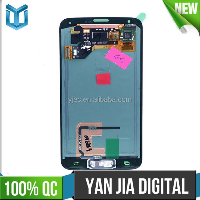 Good quality for samsung galaxy s5 sm-g900v lcd with digitizer assembly