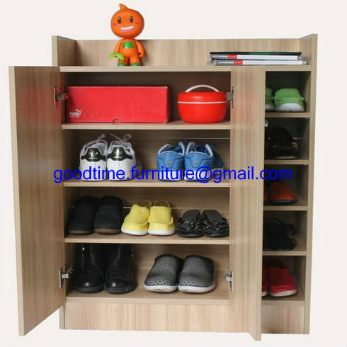 ready assembled MDF shoe rack