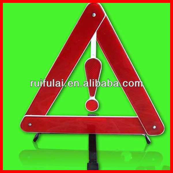 The Popular Reflective Warning Triangle