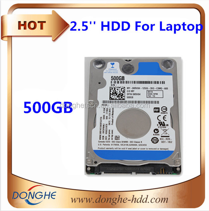 Cheap used/refurbished hard drives wholesale ssd disk hdd 500gb secondhand electronics 2.5 notebook hardisks