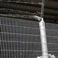 China reliable factory SS316 anti-climb 358 security fence