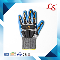 High End Silicone Hand Safety Job Gloves
