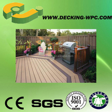 Non slip Plastic Coated Decking Do Not Fade