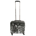 Abs Pc Laptop Trolley Luggage Suitcase For Business Trip