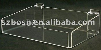 Acrylic Serving Tray,Perspex Fruit Plate,Lucite Food Tray