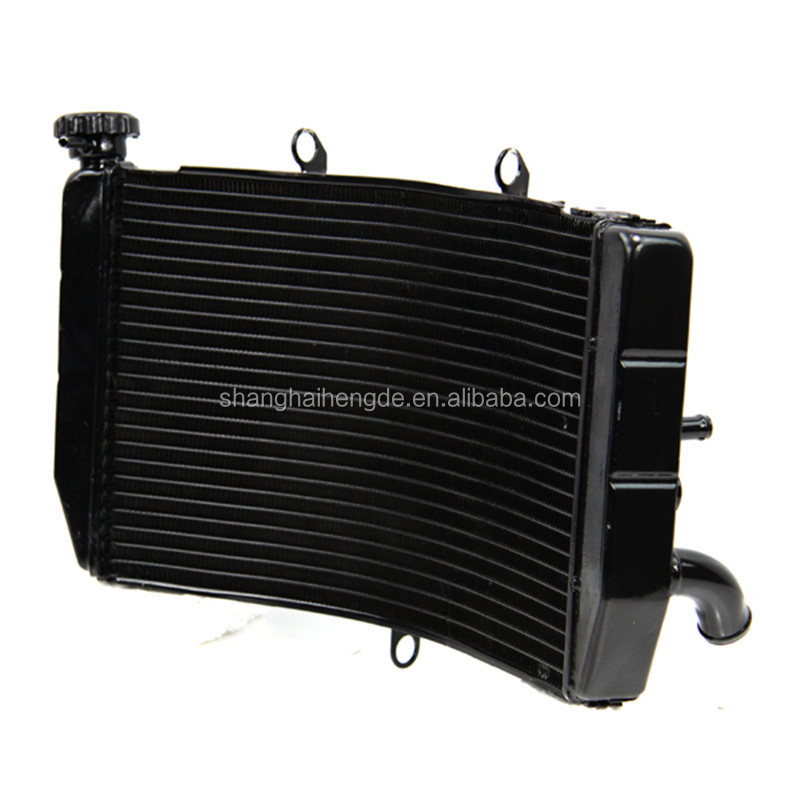 Motorcycle spare part motor aluminum radiator sale FOR Honda CBR600F F4 F4i CBR600F4i 2001-2006