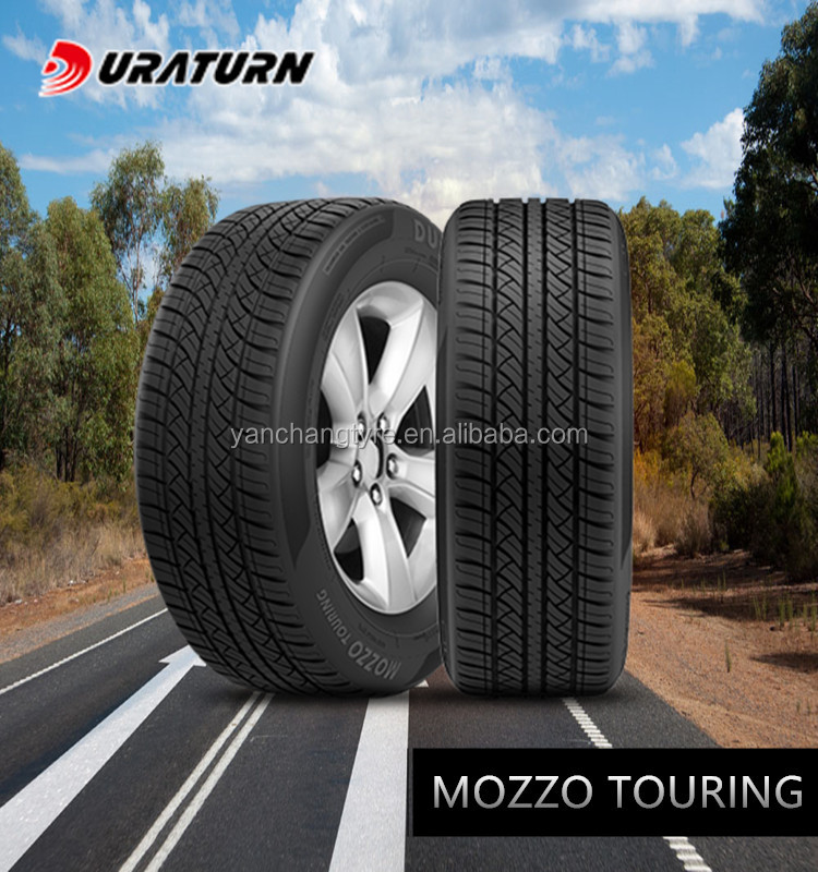 215/50R17 17inch DURATURN car tyre factory MOZZO TOURING