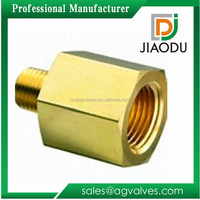 forged brass hdpe nickel plated or chrome plated pipe fitting male adaptor