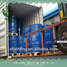 high purity methylene chloride solvent