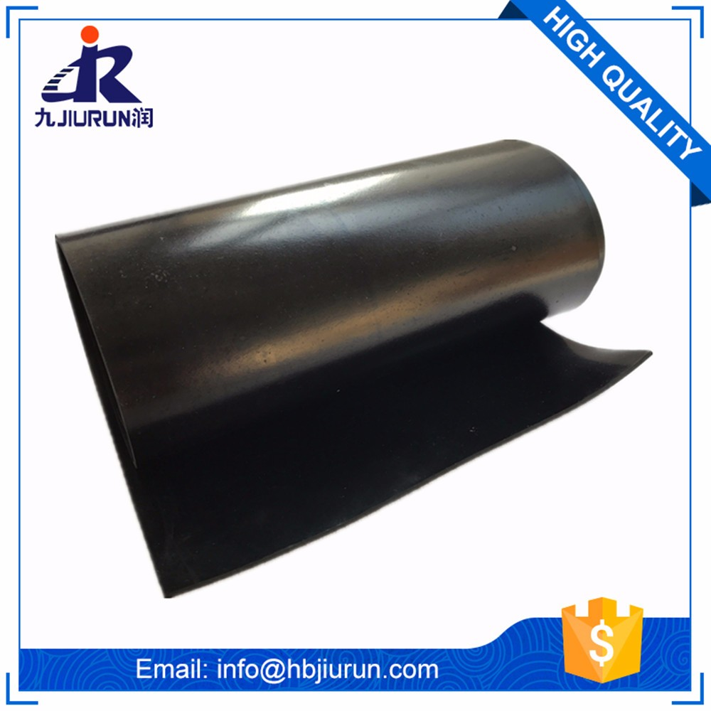 fire resistance oil proof 1mm-50mm cr rubber sheet