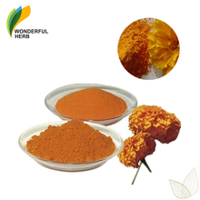 Food grade marigold extract 5% zeaxanthin lutein powder manufacture