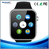 Bluetooth Smartwatch For Apple Iphone & Samsung Android Phone A9 Smart Watch