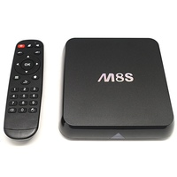 android tv box motherboard M8S android TV box Amlogic S812 2GB xbmc kodi fully loaded 2.4G WiFi tt tv box