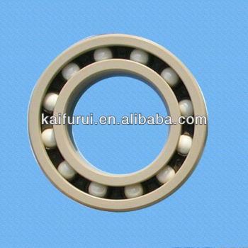 rubber bearing plastic bearing ceramic ball bearing china distributor