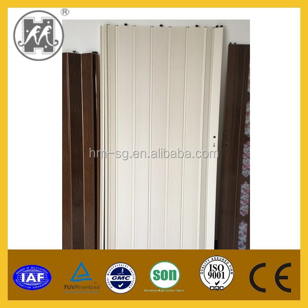 pvc folding door ,plastic accordion door ,sliding door