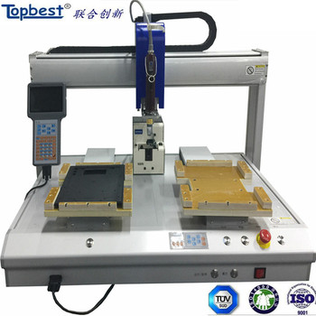 automatic feeding electric screwdriver machine for assembly line