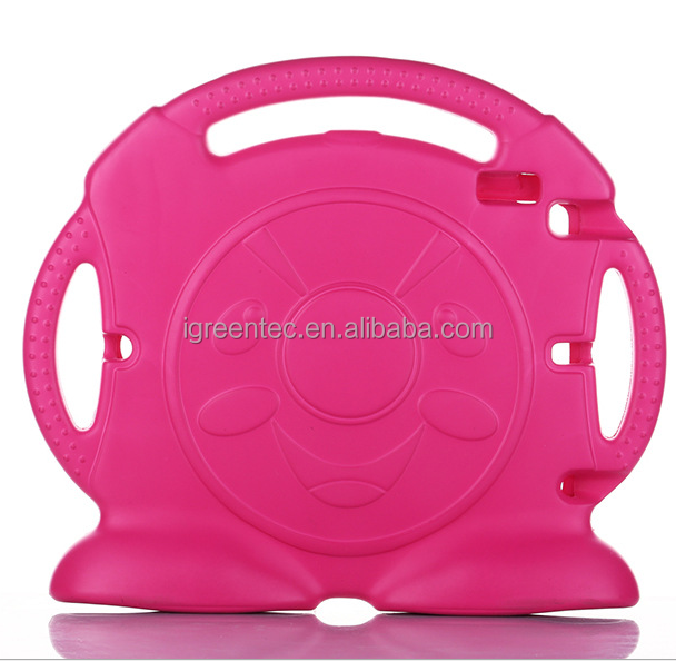 animal silicone case waterproof pc 3d image protective case for ipad case