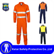 Custom cheap European workwear 100%Cotton Coverall Design flame retardant working smocks