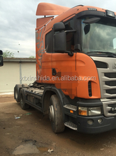 Used Scania truck G420 p380 FOR SALE