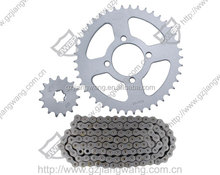 High quality with cheap price for Motorcycle Chain Sprocket CG125