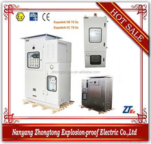 BXPK series explosion proof positive pressure control box , case , enclosure for IIB IIC