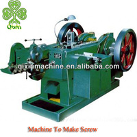 Automatic Cold Heading Machine To Make Screw
