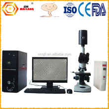China High performance human automatic sperm analyzer for Laboratory Test