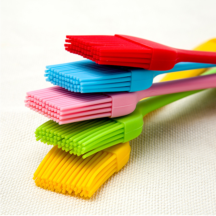 High Quality Food grade Silicone Basting Grill Brush