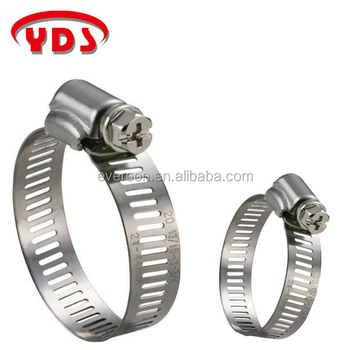 Hot Sell Stainless Steel 430 American Cable Hose Clamps