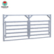 Direct selling double frame portable sheep poultry square tube cattle galvanized corral panel gate farm fencing