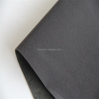 cheap wholesale tear-resistant flocking organza fabric