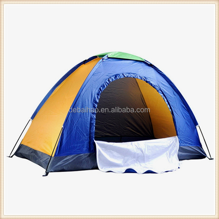 Most popular professional fireproof camping tent thick canvas