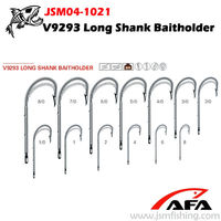 V9293 Long Shank Baitholder Fishing Hook/Sea Hook Baitholder Fishhooks JSM04-1021