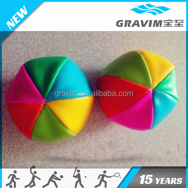promotional PVC juggling ball