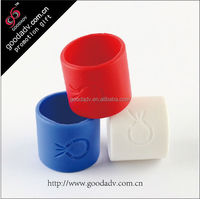 Hot selling personalized silicone wedding ring