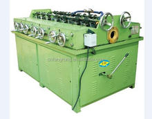FR-50 (20 rollers ) High efficiency Automatic metal seamless pipe flattening machine with price