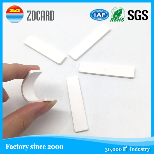 reusable waterproof silicone rfid uhf laundry tag