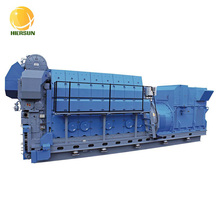 HFO Generator 1mw 30mw powered by Man Hyundai engine