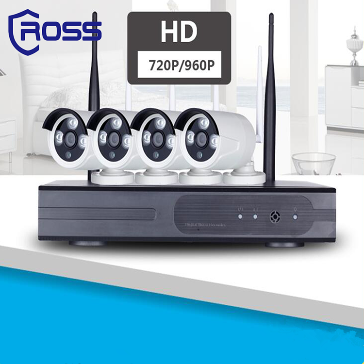 manufacturer Best mini camera with monitor Eco-Friendly cctv wireless nvr kit