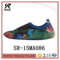 Flower Printing Aqua Water Shoes Walk