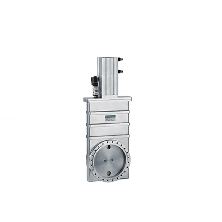 EVP brand factory price pneumatic drive stainless steel CCQ-250 high vacuum gate <strong>valve</strong>