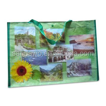 Professional manufacturer of pp non woven bag