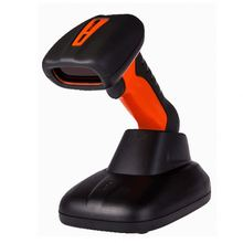 IPBS042 With Stand RS232 / PS2 / USB Wireless Wifi Barcode Scanner Reader
