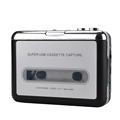 USB Cassette Converter Player tape to mp3 ezcap218