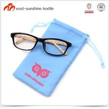 Hot Sell microfiber glasses transfer printing pouch