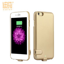 Lithium Polymer Battery portable mini thinnest smartphone battery case for iPhone 7 phone cover power bank for iPhone6