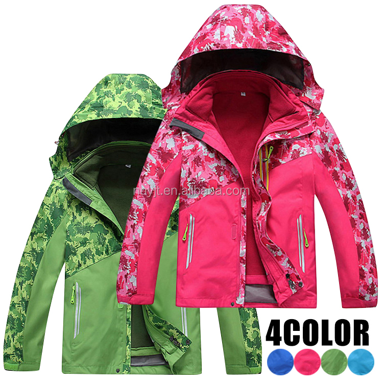 kid nylon winter jacket