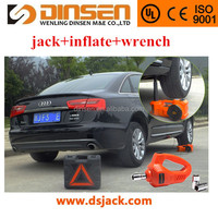 electric scissor jack with wrench