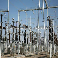 Electric Power Substation