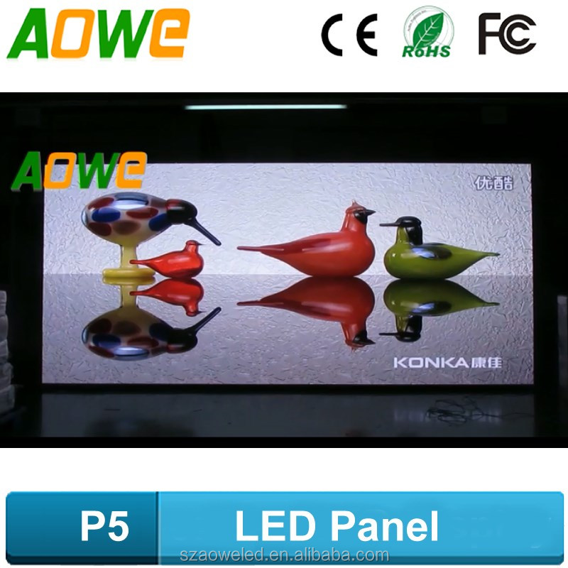 full color Ourdoor tv panel P2 P2.5 P3 P4 P5 P6 led video wall / Outdoor full color P5 led